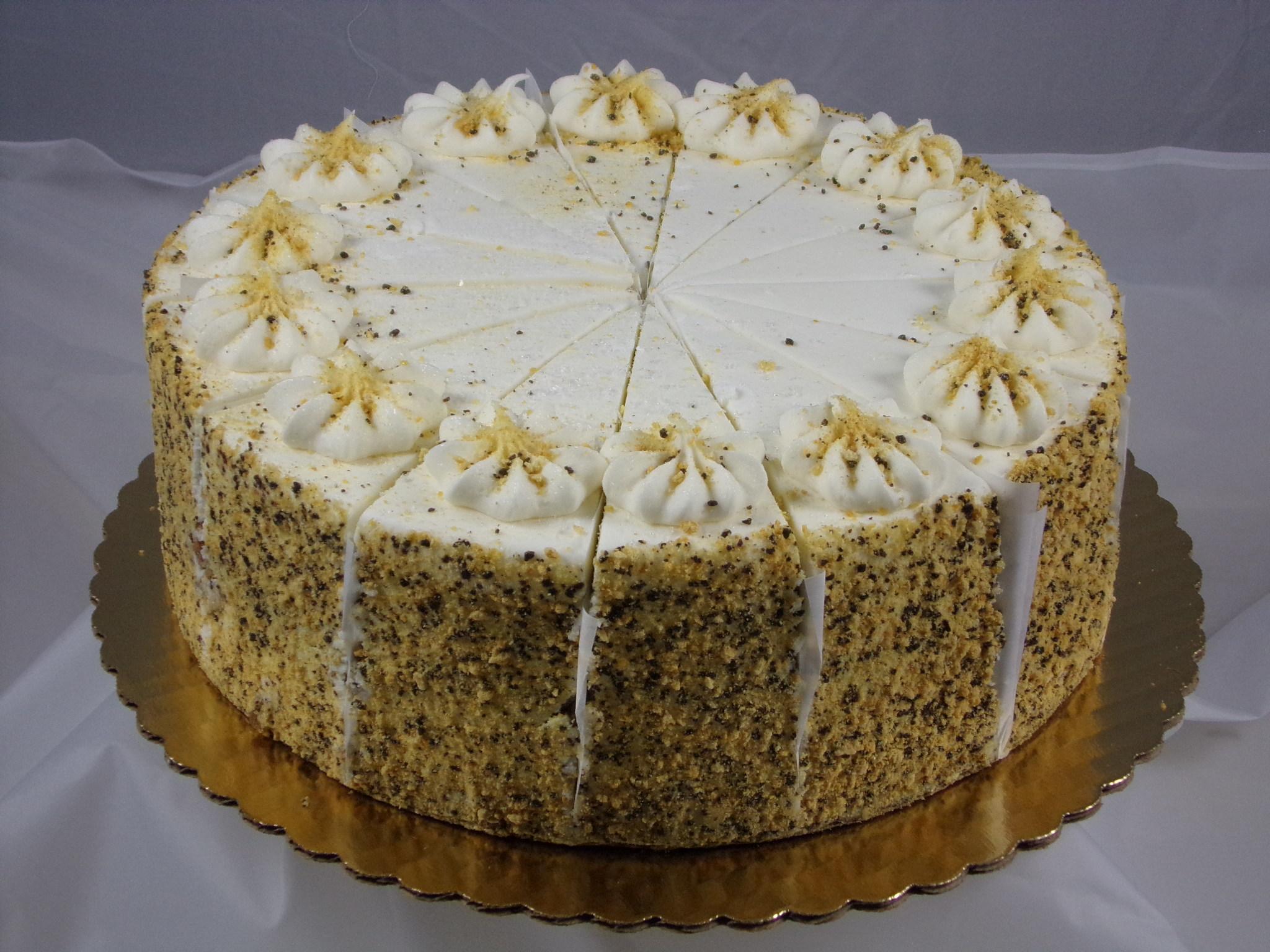 10″ Carrot Cake