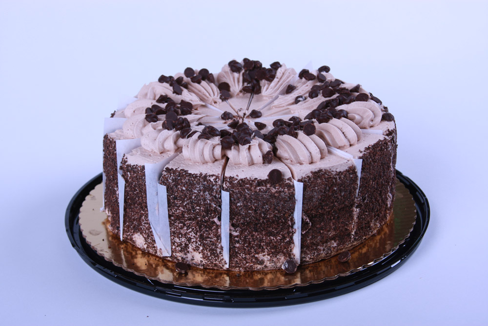 10″ Chocolate Mousse Cake