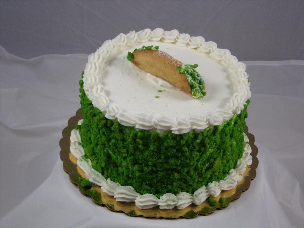 6″ Cannoli Cake