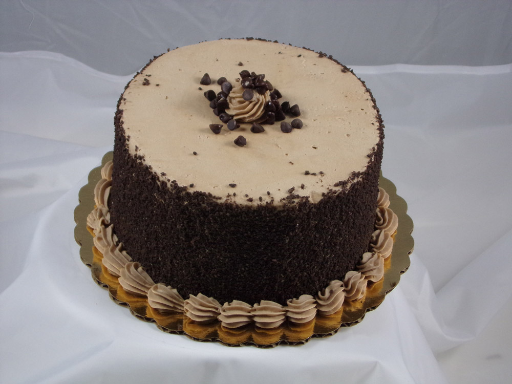 6″ Chocolate Mousse Cake