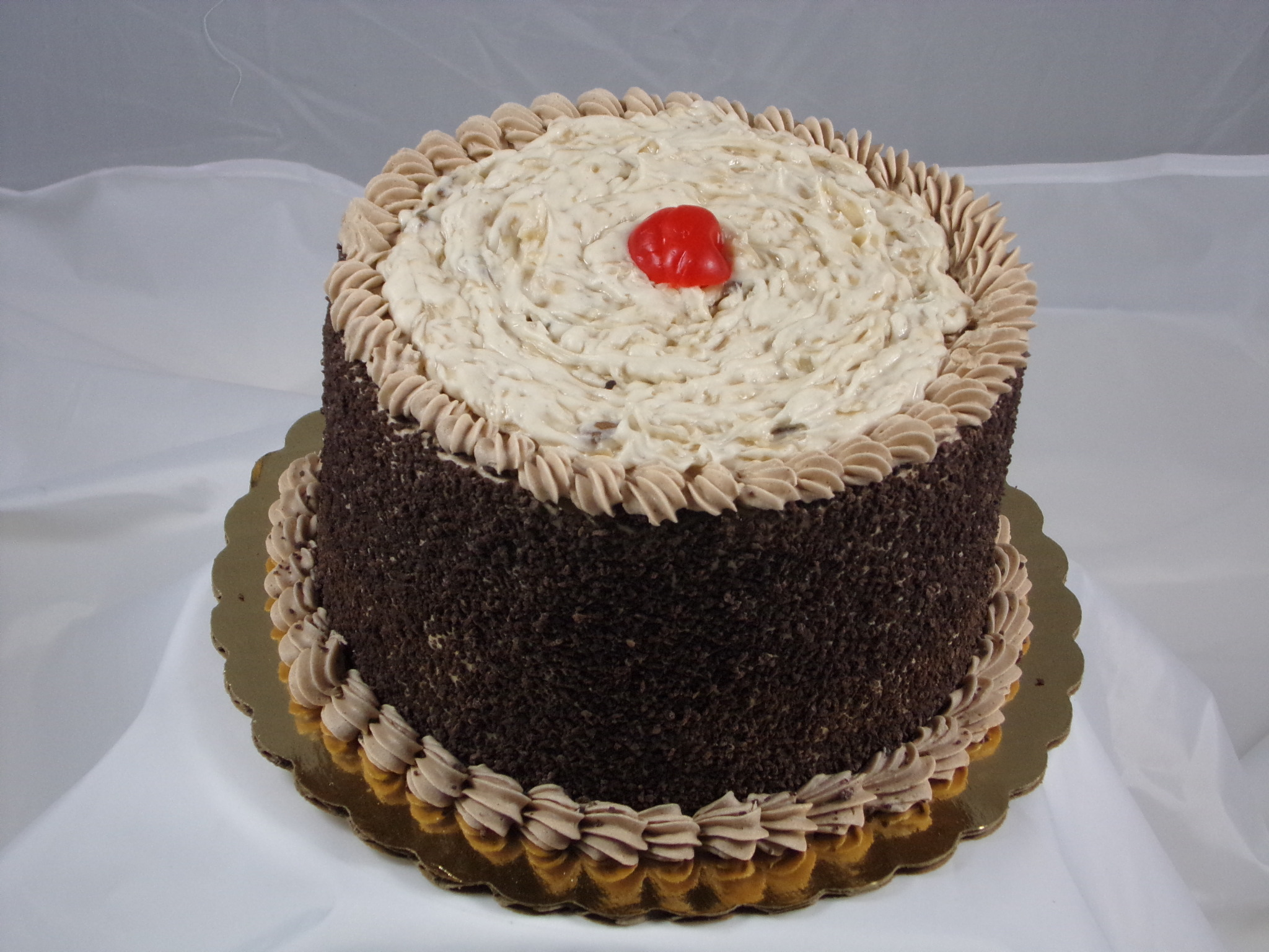 6″ German Chocolate Cake