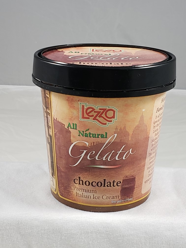 Chocolate Gelato 16oz Pints